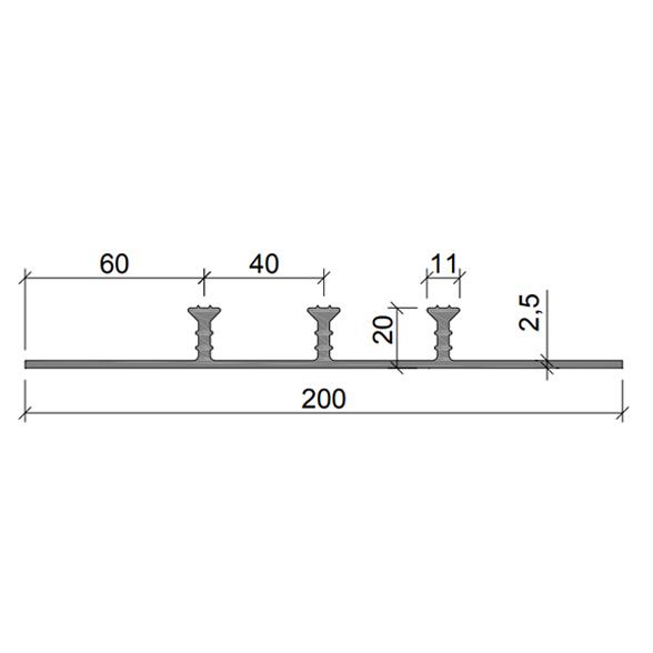 Гидрошпонка-ХОМ-200-320-(ПВХ)