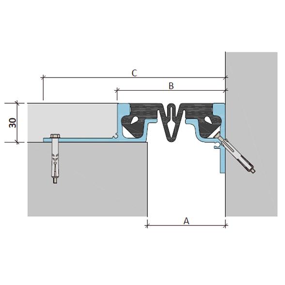 ДШН30-схема-монтажа-угловая