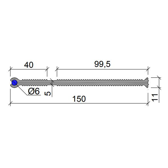 ХВН-150-2хØ6-(ПВХ)